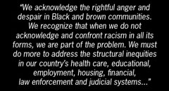 Akron Children's racial equity statement
