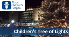 Children's Tree of Lights 2020
